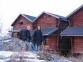 Dřevěné domky