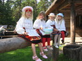 Estonian bridesmaids